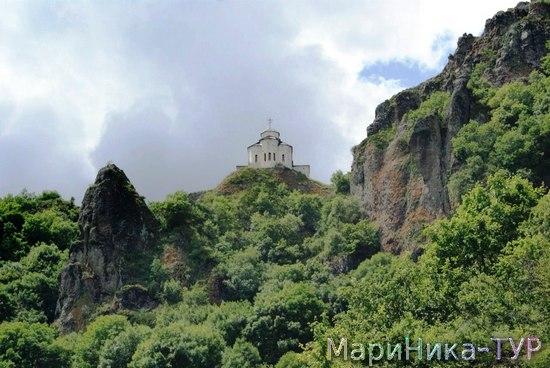 Экскурсии на кавказ из воронежа